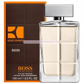 Hugo Boss  - Boss Orange For Men