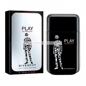 Givenchy - Play In The City for Men