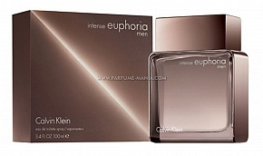 Calvin Klein CK - Euphoria Men Intense for Men