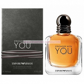 Giorgio Armani - Emporio Armani Stronger With You