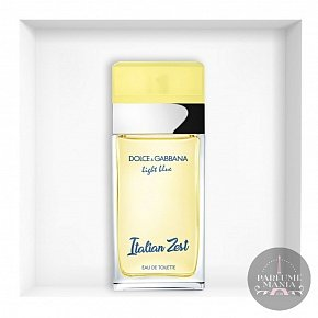 Dolce & Gabbana D&G - Light Blue Italian Zest
